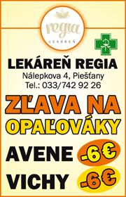 Lekáreň Regia